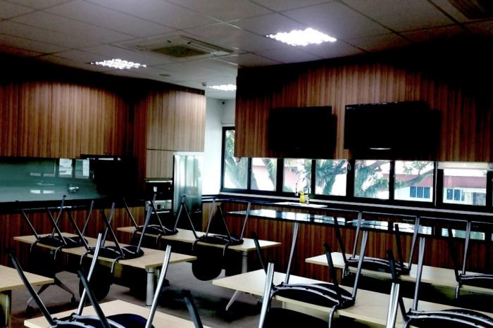 Commercial Interior Design_Community Center Project