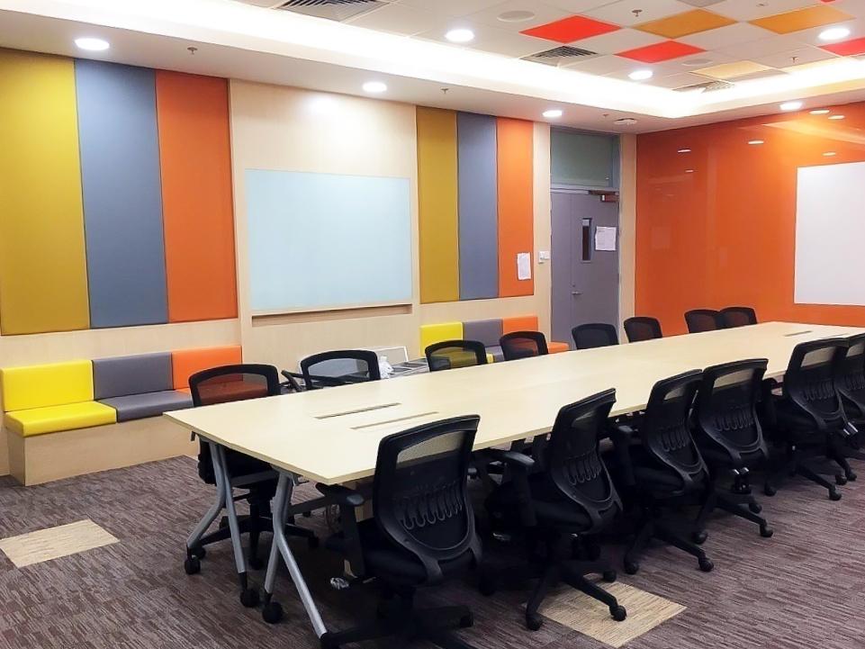Nanyang Polytechnic – School of Engineering Meeting Room - 2