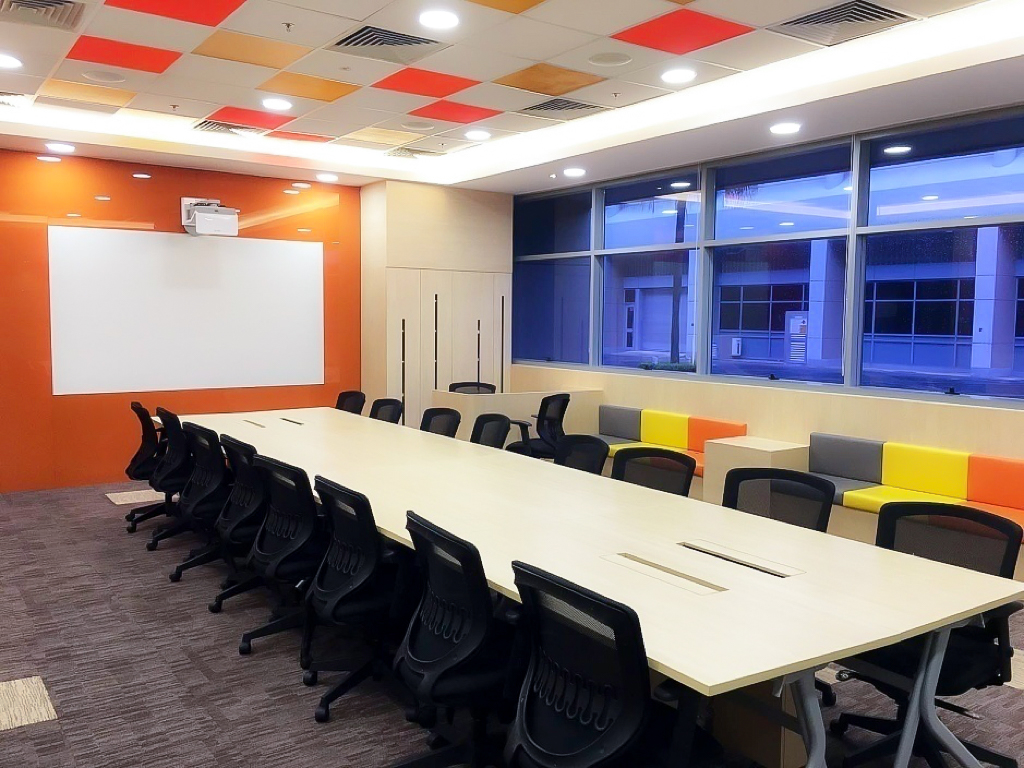 Nanyang Polytechnic – School of Engineering Meeting Room - 3