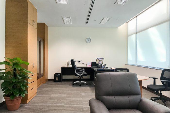 Singapore Management University VIP Room