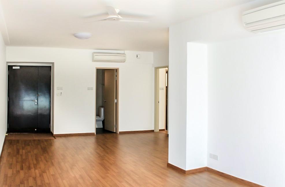 Floor design - Temasek Polytechnic Blk 45