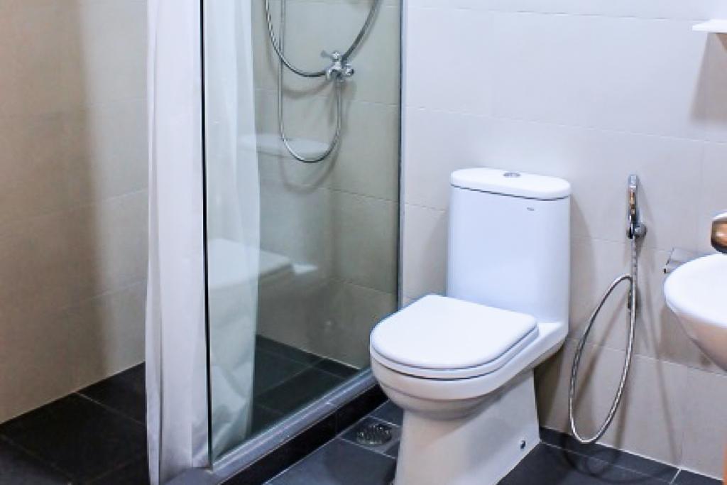 Bathroom Design - At P&A Link Singapore