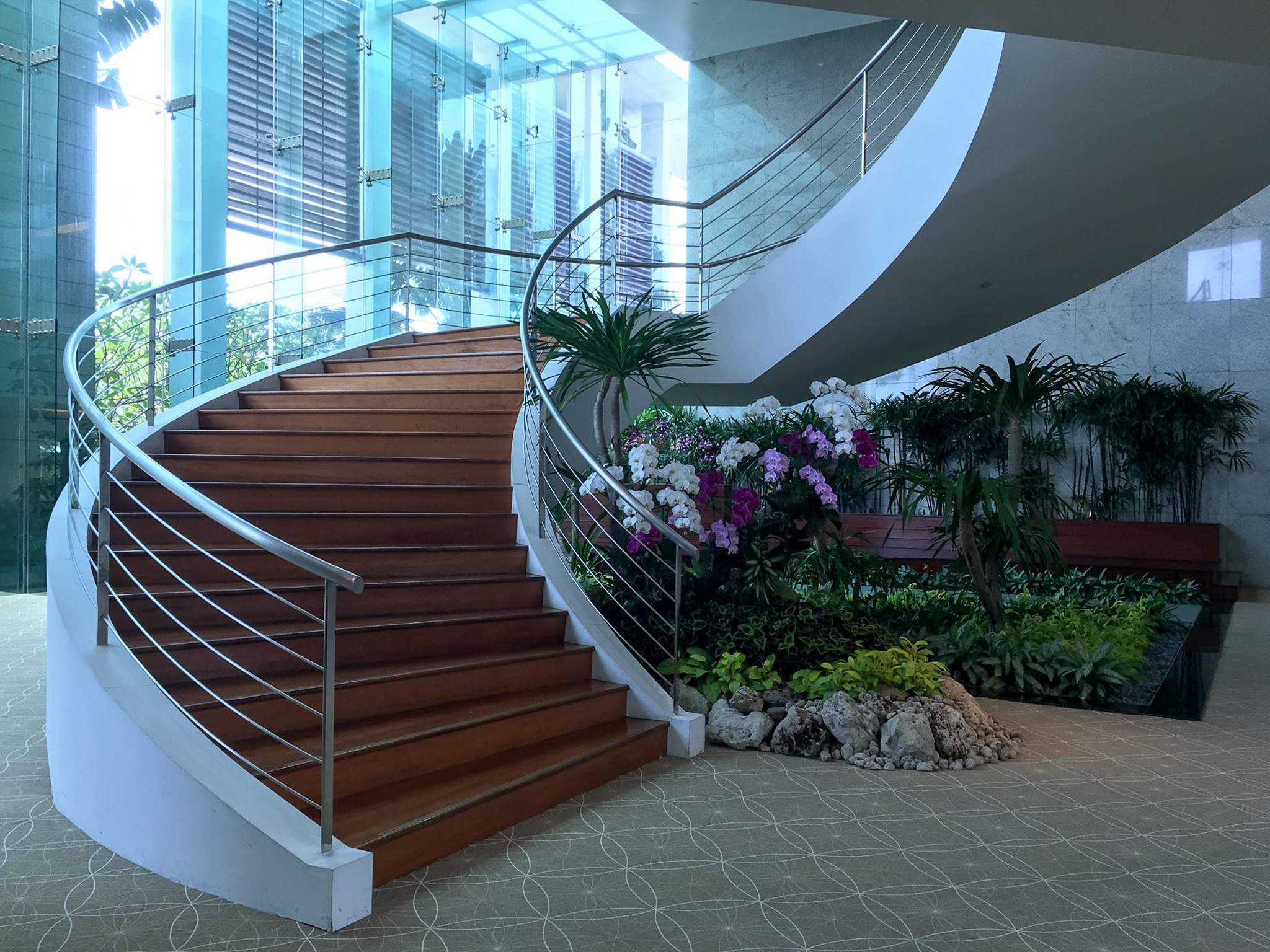 P & A Link Pte Ltd is a commercial interior design Singapore